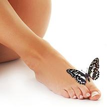 medea medicina estetica iperidrosi piedi