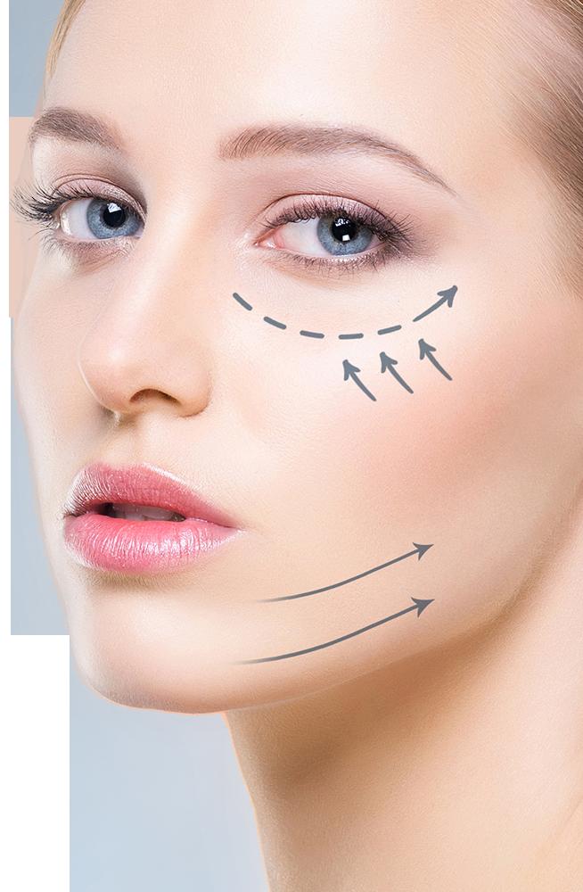 medea medicina chirurgia estetica donna viso slider
